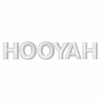 Chaqueta de chándal bordada HOOYAH