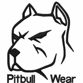 Chaqueta del desgaste de Pitbull