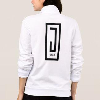 chaqueta del diseño del desgaste de las señoras j