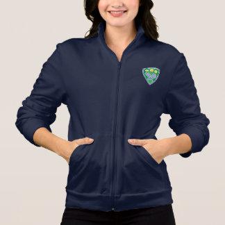 Chaqueta para mujer del tenis con el emblema