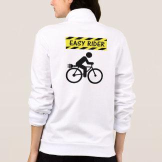 """Chaquetas de ciclo del ebike del """"jinete fácil"""""""