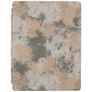 Charco de fango abstracto cubierta de iPad