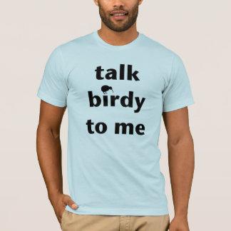 Charla Birdy a mí camiseta