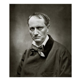 Charles Baudelaire Póster