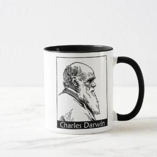 Charles Darwin Taza