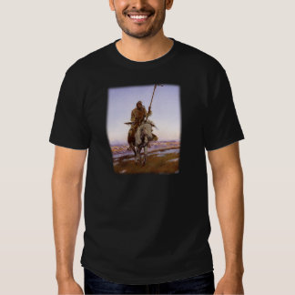 Charles Marion Russell - indio del Cree Camisas