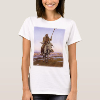 Charles Marion Russell - indio del Cree Camiseta