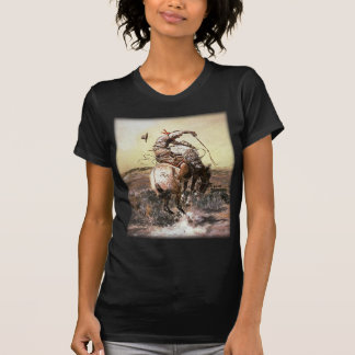 Charles Marion Russell - jinete pulido Camiseta