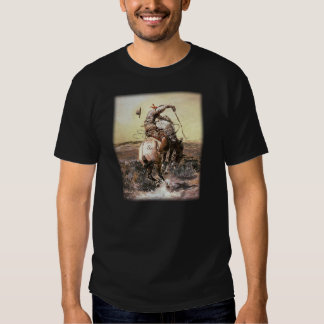 Charles Marion Russell - jinete pulido Camisetas