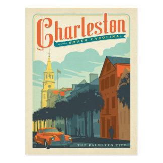 Charleston, SC - la ciudad del Palmetto Postal