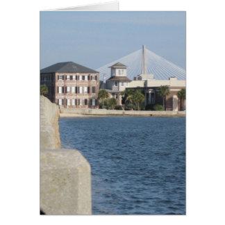 Charleston, SC Tarjetón