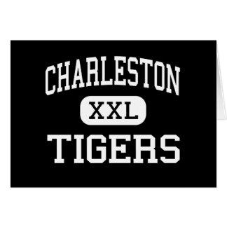 Charleston - tigres - joven - Charleston Tarjeton
