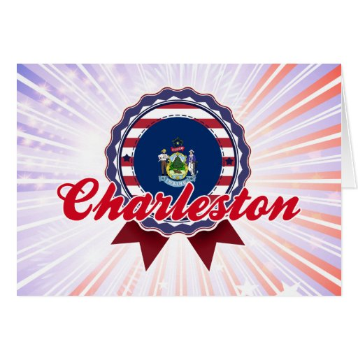 Charleston, YO Tarjeta