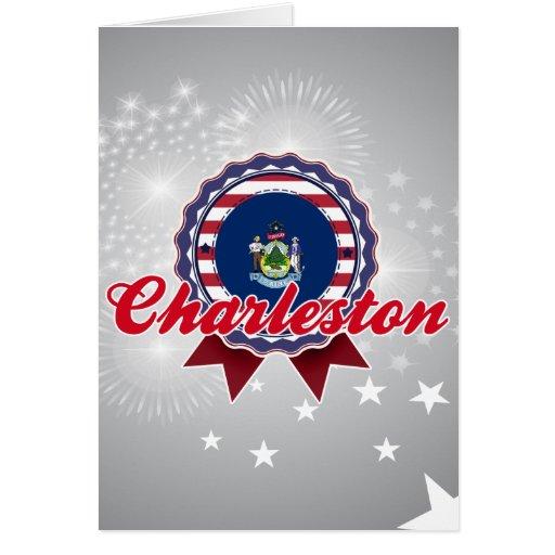 Charleston, YO Felicitación
