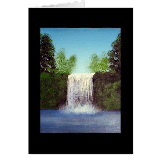 Chasing_Waterfalls_by_RubyDuby61 Tarjeta Pequeña