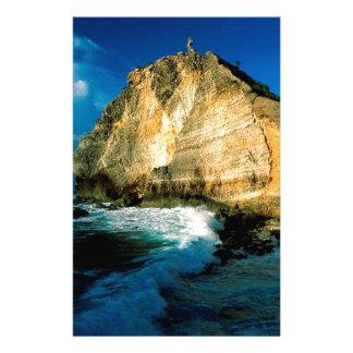 Chateaux Guadalupe del DES de Pointe de la montaña Papelería