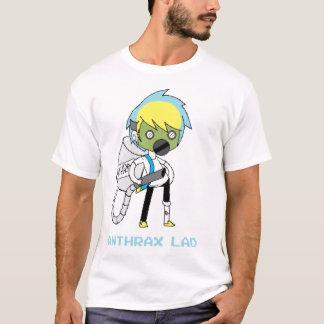 Chaval del ántrax camiseta