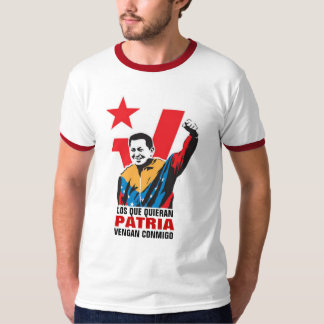 CHAVEZ 2012 CAMISETA