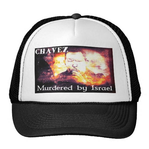 Chavez asesinó por Israel Gorra