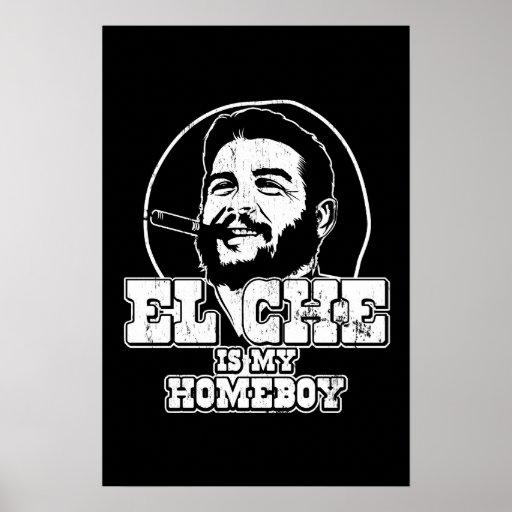 Che Guevara es mi Homeboy Impresiones