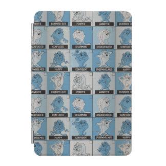 Checkbox de la emoción de TAZ™ Cubierta De iPad Mini