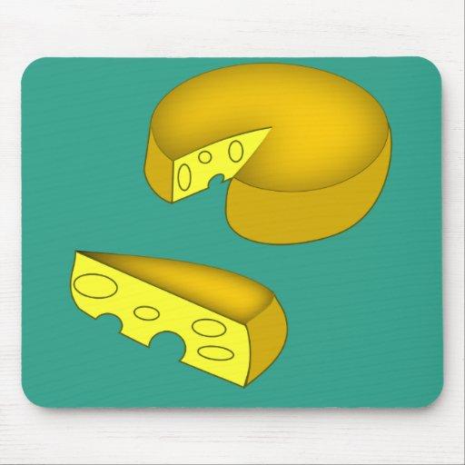CHEESE queso Alfombrillas De Ratón