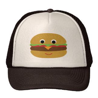 Cheeseburger retro gorro de camionero