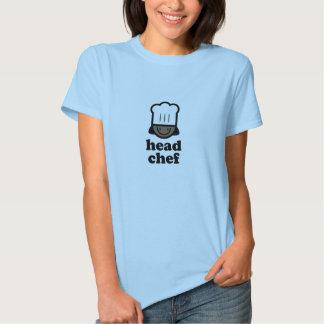 Chef Camisetas