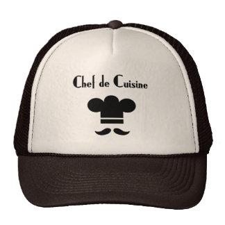Chef de Cuisine Gorra