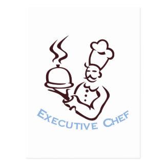 Chef ejecutivo postal