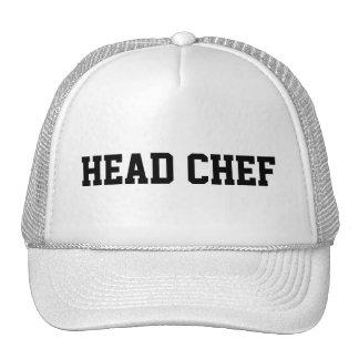Chef Gorras De Camionero