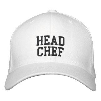 Chef Gorra De Béisbol