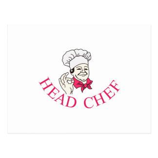 Chef Postal