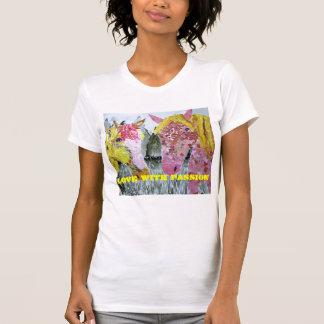 chelsea 052, amor con la pasión camiseta