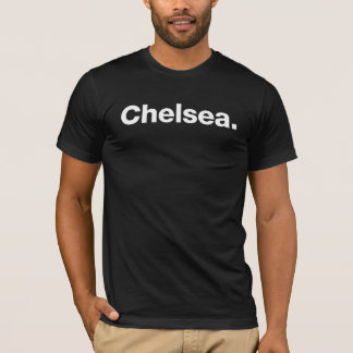 Chelsea (blanca) camiseta