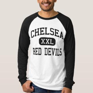 Chelsea - diablos rojos - alta - Chelsea Camiseta