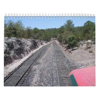 Chepe, sus Alrededores de Barrancas del Cobre y Calendario