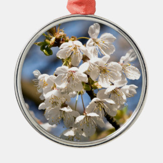 Cherry whites de OM de desnudo Adorno De Cerámica