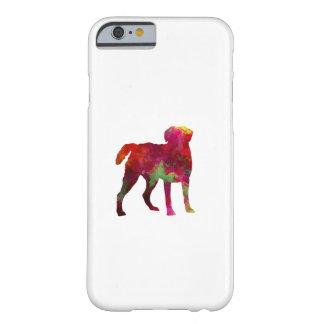 Chesapeake Bay Retriever in watercolor Funda Barely There iPhone 6