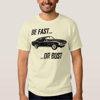 Chevrolet Camaro 1969 SS Camiseta
