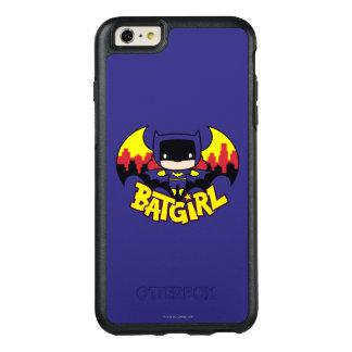 Chibi Batgirl con el horizonte y el logotipo de Funda Otterbox Para iPhone 6/6s Plus