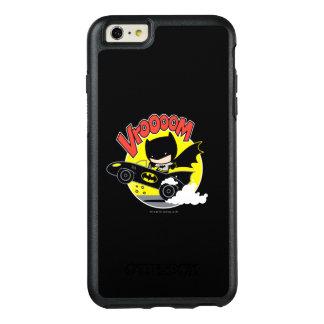 Chibi Batman en el Batmobile Funda Otterbox Para iPhone 6/6s Plus