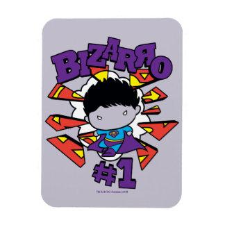 Chibi Bizarro #1 Imán Flexible