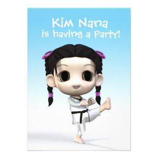 Chibi el Taekwondo