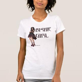 Chica 001 de Bishie Camisetas