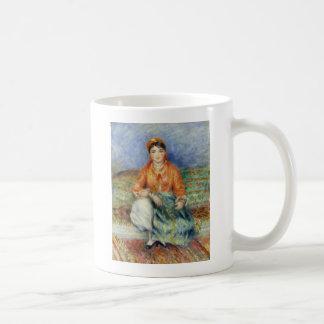 Chica argelino de Pierre-Auguste Renoir