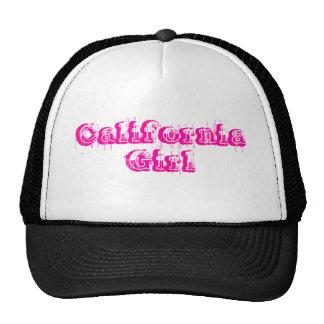 Chica de California Gorro