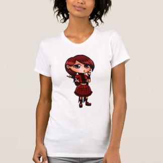 Chica de Chibi Lolita Camiseta