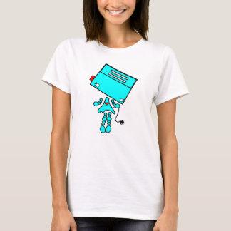 Chica de la tostadora camiseta