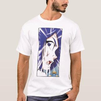 Chica de Manga - atención Camiseta